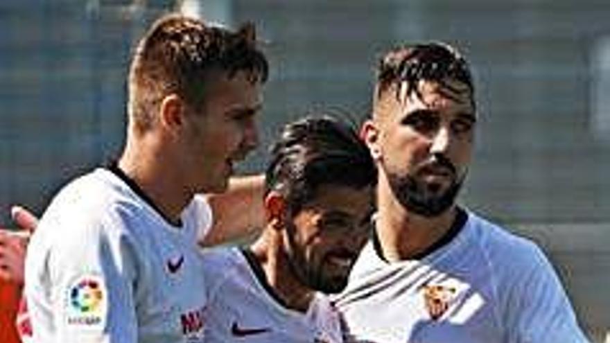 Nolito destaca marcant un triplet davant el Hoffenheim