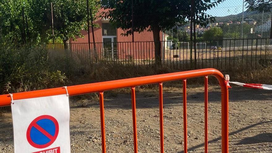 L'Ajuntament de Vilajuïga inicia les obres de recollida d'aigua de pluja