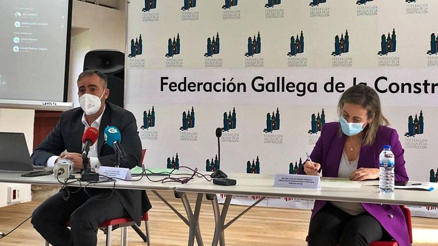 La Xunta inyectará este mes a la construcción 152 millones para generar 2.800 empleos