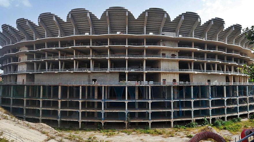 Economía deniega al Valencia CF la ampliación de la ATE