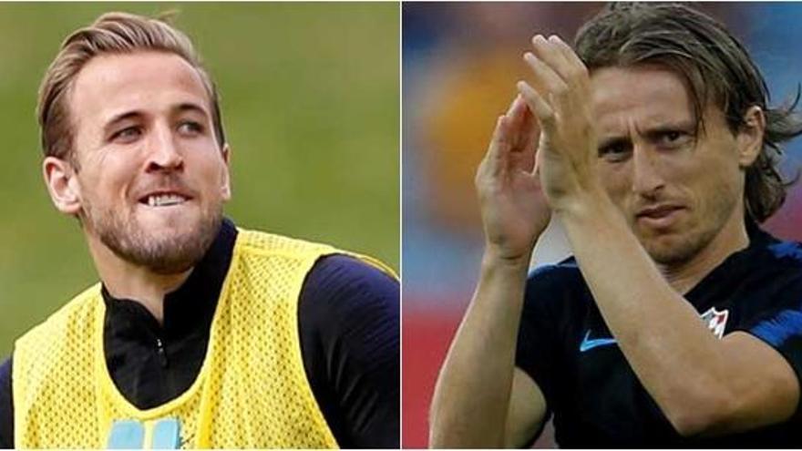 Así son Inglaterra y Croacia, rivales de España