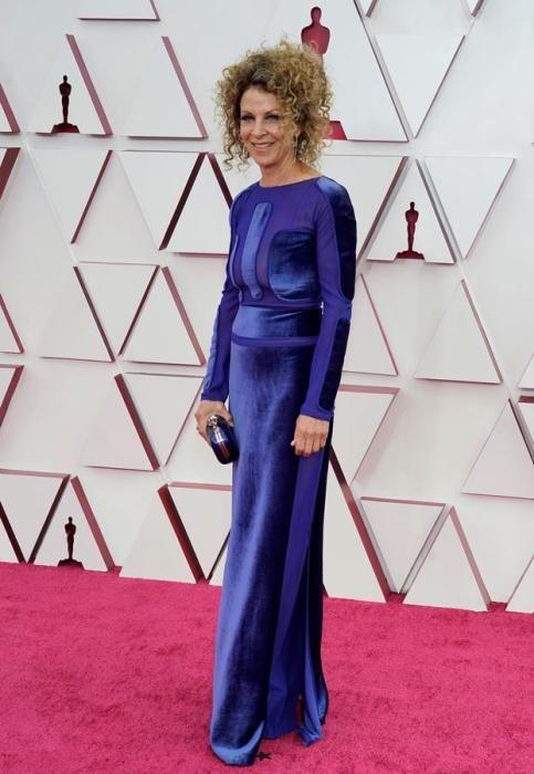 La catifa vermella dels Premis Oscar 2021