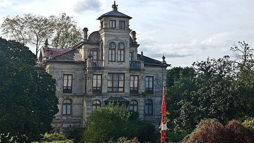 El palacio de Partarríu tendrá un uso turístico tras su rehabilitación