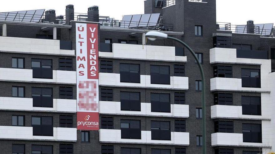 El precio de la vivienda usada en Canarias creció un 0,3% en enero