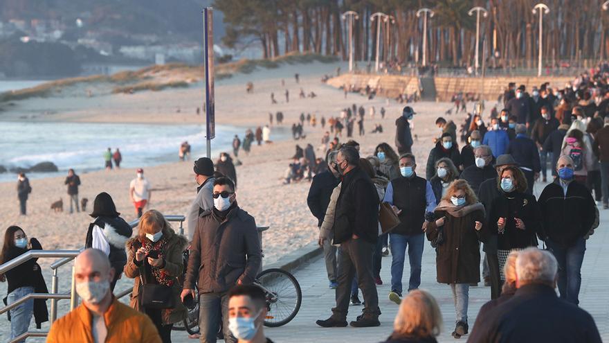 Vigo y Pontevedra pasan a las máximas restricciones ante el descontrol de la pandemia