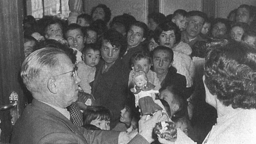 """""""Don Avelino"""" revive en el Archivo Histórico"""