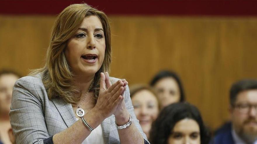 El 95,2% de los cordobeses conoce a Susana Díaz