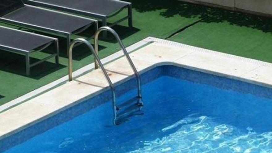 Desaconsejan piscinas en cubiertas y terrazas de edificios existentes