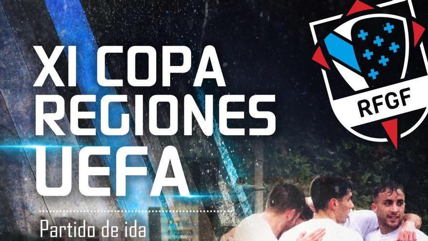 Galicia juega mañana un amistoso con el Cultural Areas