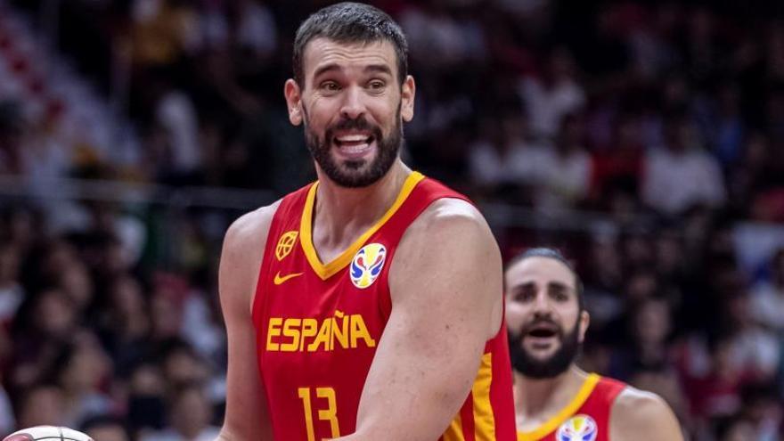¿Quiénes son los favoritos del mundial de baloncesto?