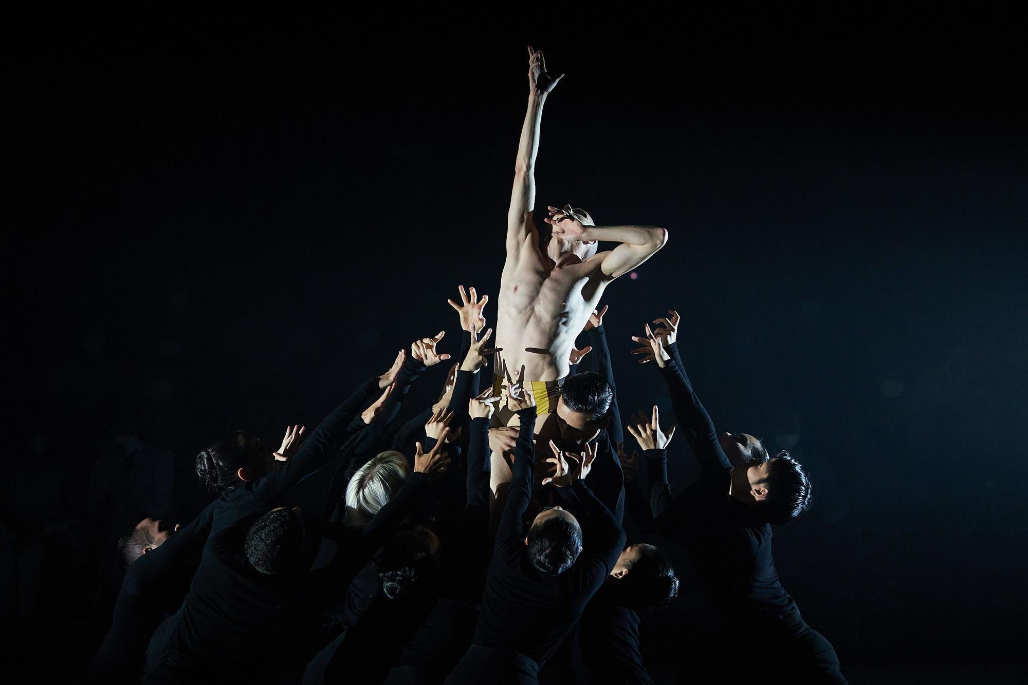 El Ballet de Barcelona desafia les normes de gènere al Festival Castell de Peralada