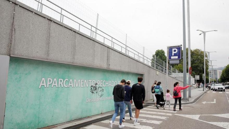 Estos son los planes de Zona Franca para el parking robotizado