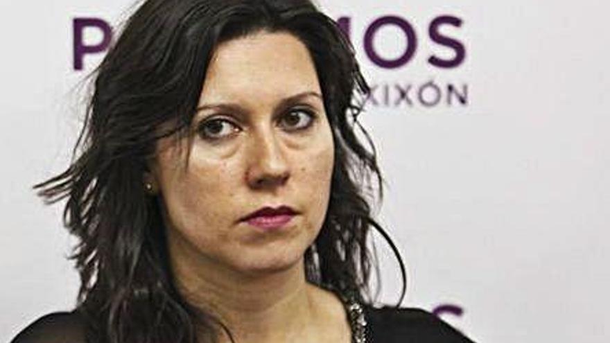 Dimite una diputada de Podemos del máximo órgano del partido