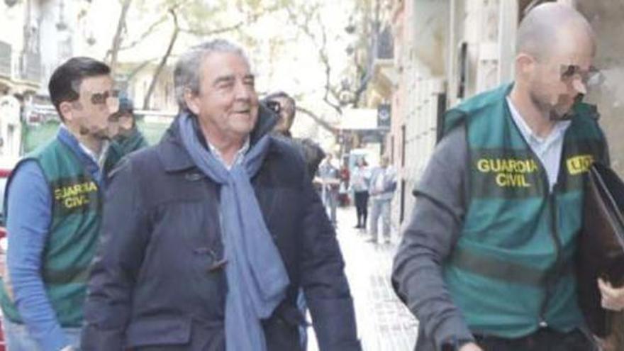 Una hermana de Rita Barberá y el cuñado, investigados por mordidas de cuatro millones