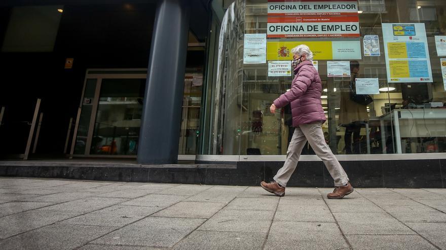 El empleo extranjero suma 9.328 personas en febrero