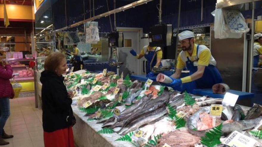 Los primeros bonitos del año llegan a las mesas asturianas a 19,95 euros el kilo