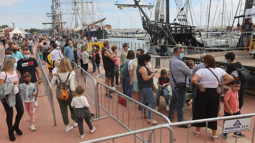 La V edición de 'Escala a Castelló' reunirá a nueve embarcaciones en abril del 2022