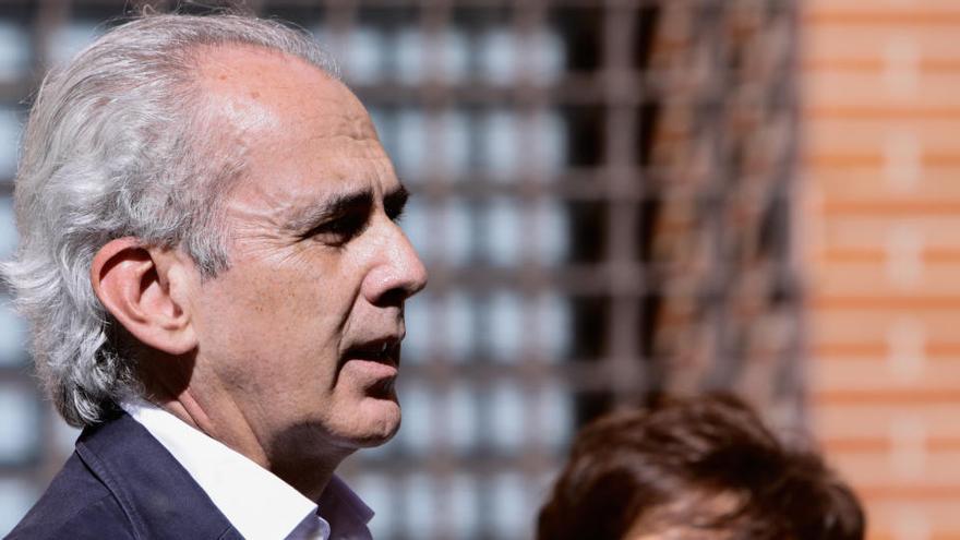 """Madrid tiene """"dudas"""" de un """"inicio presencial"""" del curso"""
