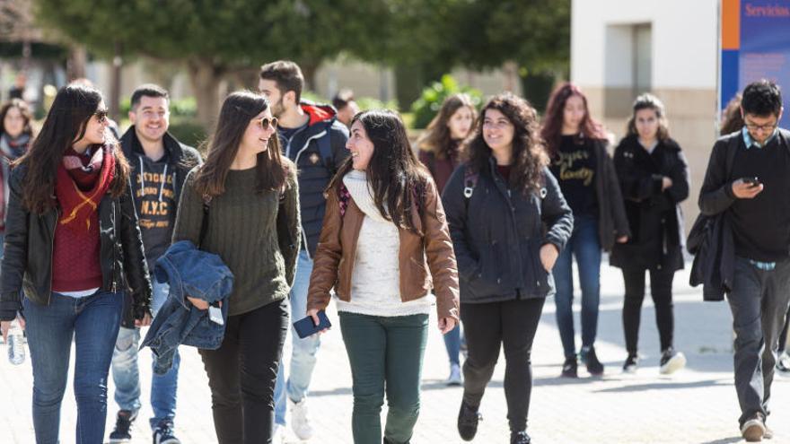 La UA, entre las 20 mejores universidades españolas