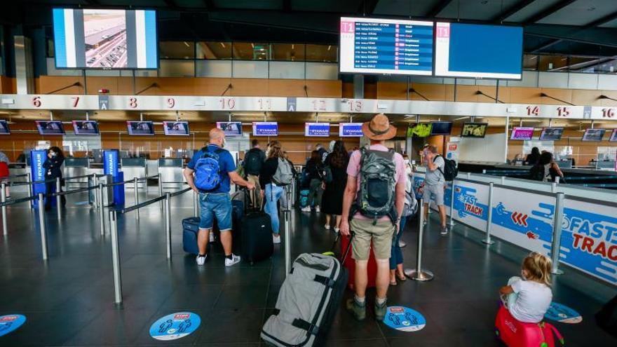 Bélgica aconseja extremar la precaución a la hora de viajar a cuatro islas canarias