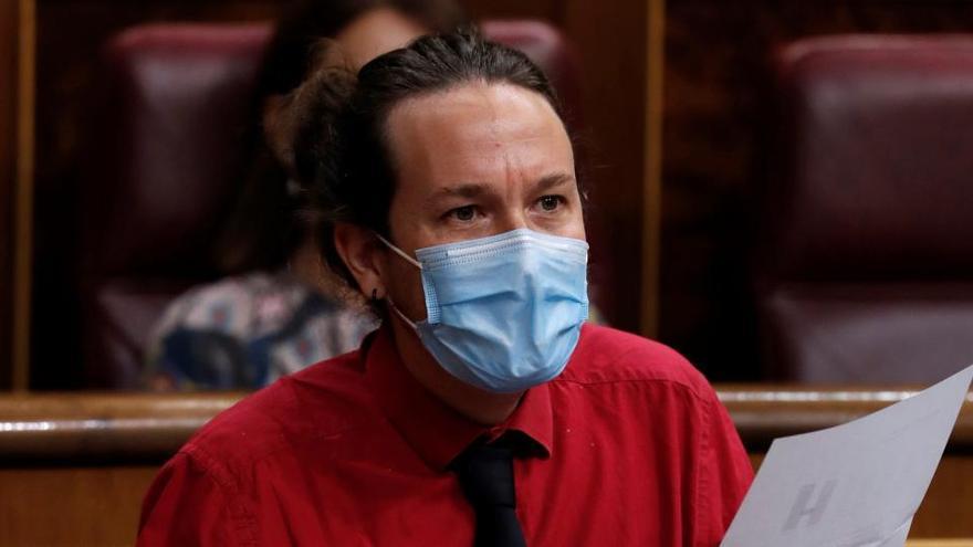 """Iglesias: """"A Cs no le gustarán los presupuestos, se ve la influencia de Podemos"""""""