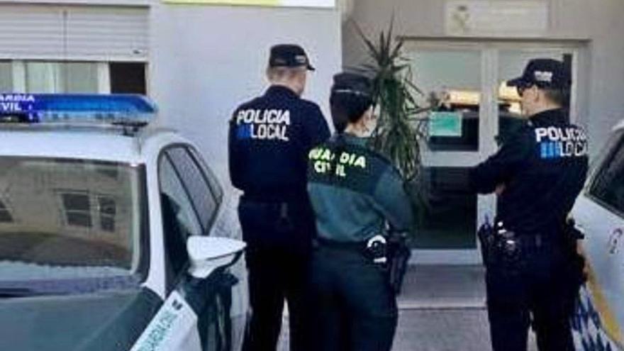 Los pueblos pequeños de Mallorca, sin policías para el toque de queda