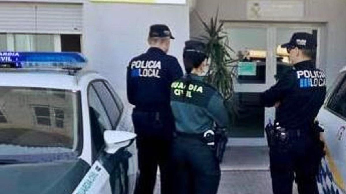 Los municipios ven necesaria una mayor colaboración con otras fuerzas de seguridad.