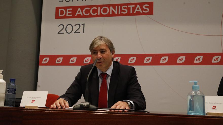 Los accionistas de Duro Felguera respaldan el rescate bancario y ratifican a Jaime Argüelles