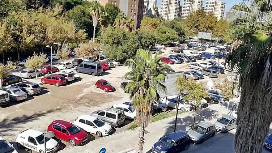 El ayuntamiento invierte 341.000 euros en 443 plazas de aparcamiento en solares