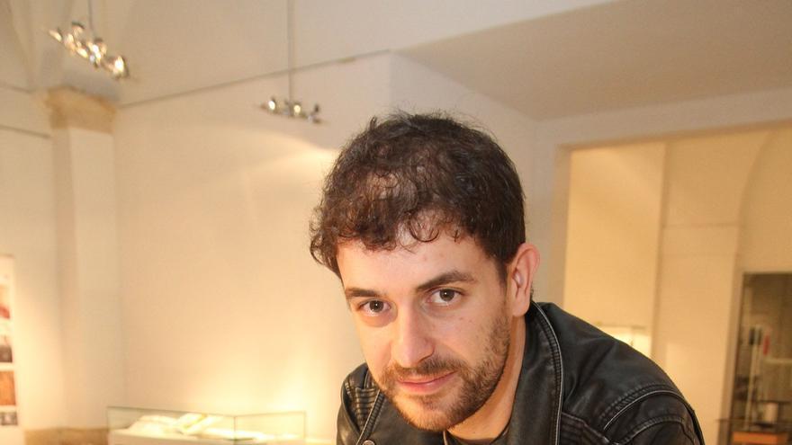 El zamorano David Refoyo logra un accésit del premio Gil de Biedma de poesía