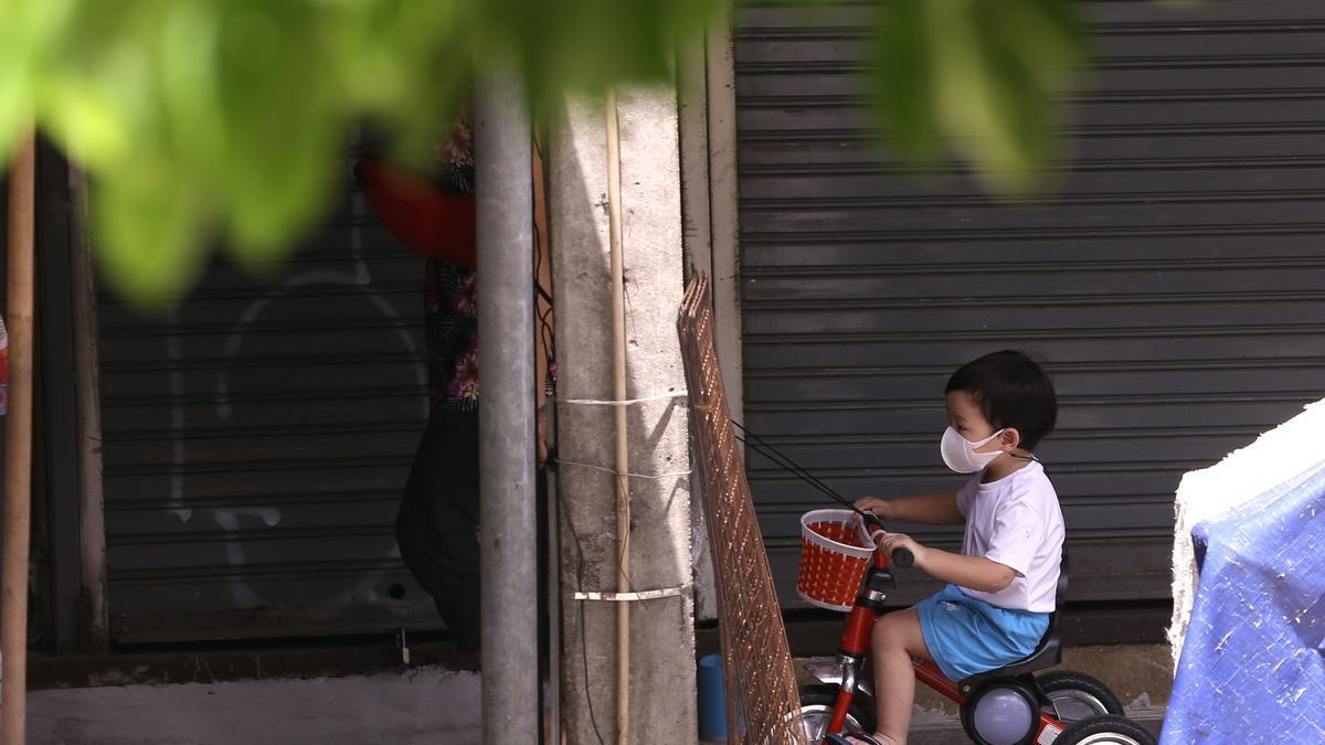 La pandemia ha afectado severamente a la salud mental de los niños.