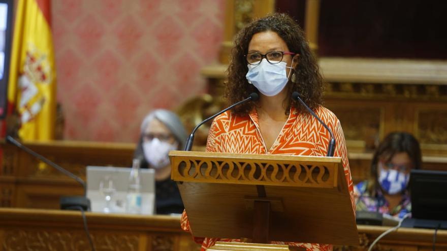 """Cladera recuerda a la oposición que la mayoría de partidos han """"gestionado menores"""""""