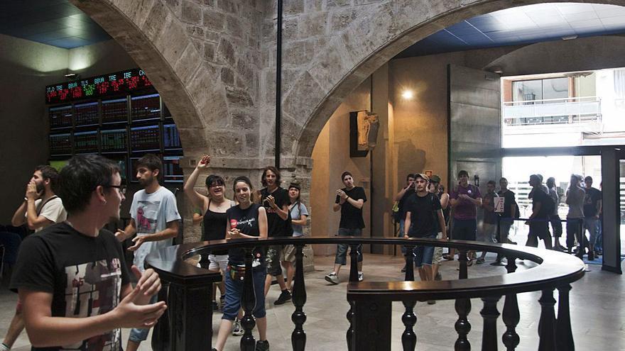 La Bolsa de València recurre ante el TSJ la decisión del Consell sobre su 'desahucio'