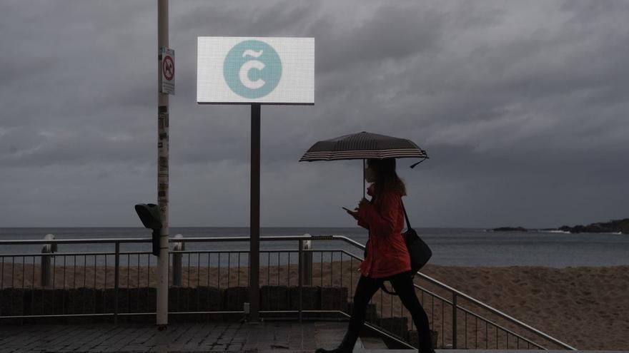 Alerta por temporal costero este sábado en A Coruña y Lugo