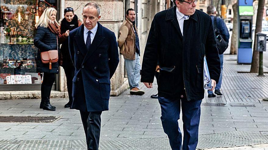 La fiscalía pide cárcel para Delgado por el caso Calanova
