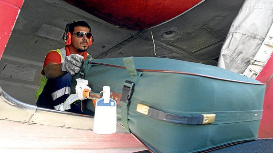 Turbulenzen bei den Kofferträgern am Mallorca-Airport