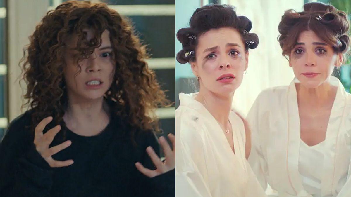 'Mujer' llegó a su final en Antena 3, con una doble boda y Sirin enloquecida.
