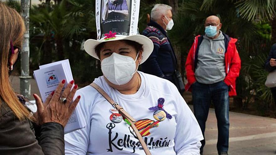 Jubilados de Ibiza: «No podemos admitir que retrasen la edad de jubilación hasta los 67 años»