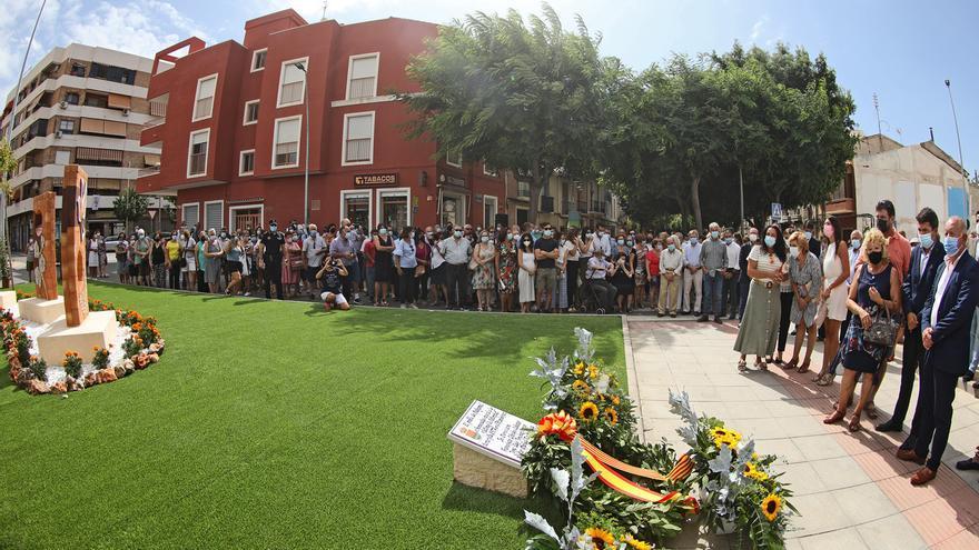 Mutxamel recuerda con dolor el atentado más sangriento de ETA en la provincia 30 años después