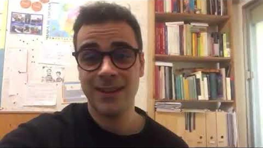 Así es Pablo Díaz, el concursante más mediático de Pasapalabra