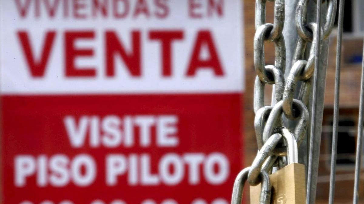 La de segunda mano lastra la caída de compraventa de vivienda en Córdoba