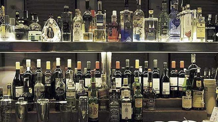 El 44% de los tratamientos por adicción en 2017 fue por alcohol