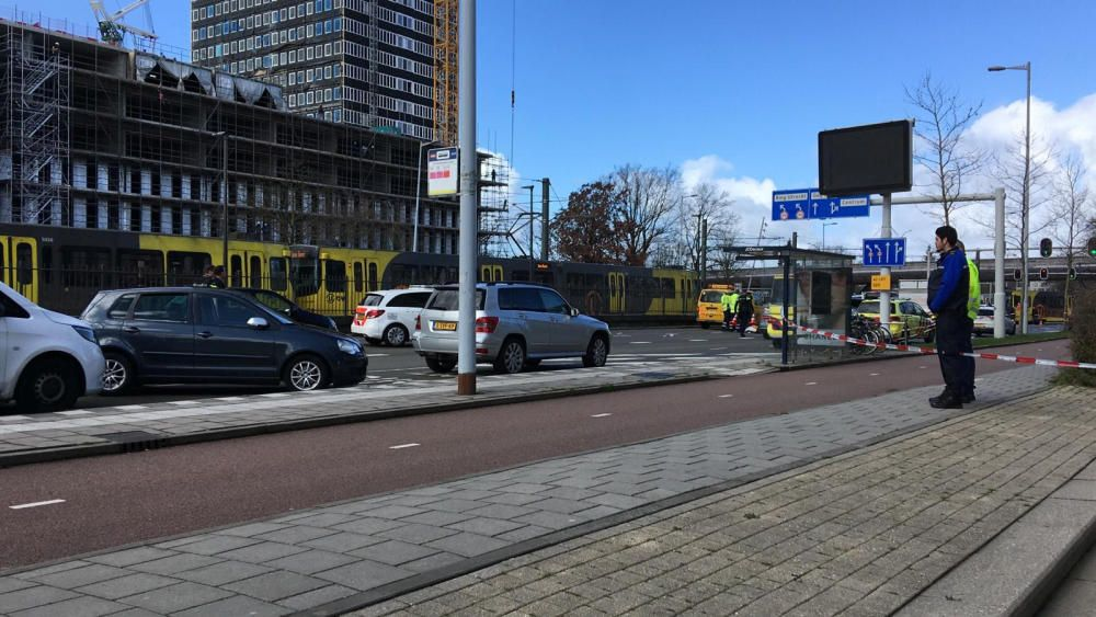 Tiroteo en Utrecht