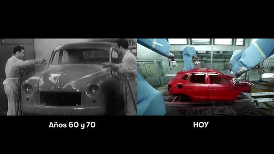 ¿Cómo ha cambiado el mundo del automóvil en 50 años?