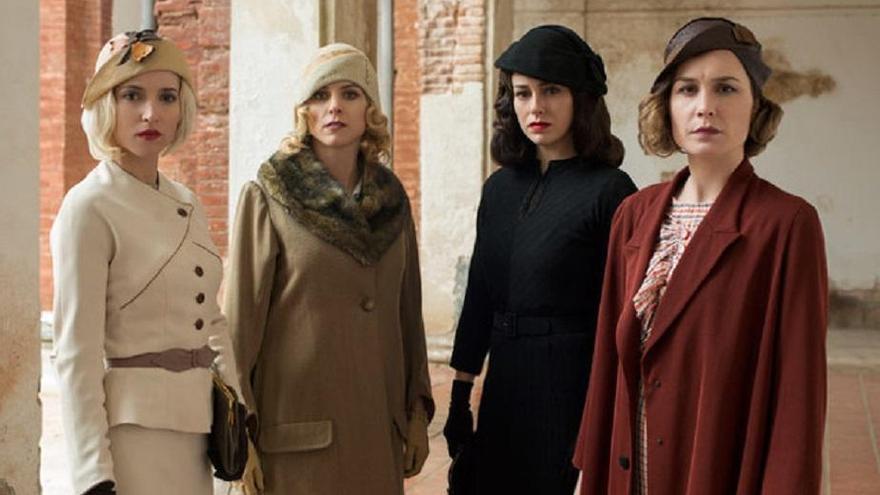 """'Las chicas del cable' tendrán un final """"digno y justo"""""""