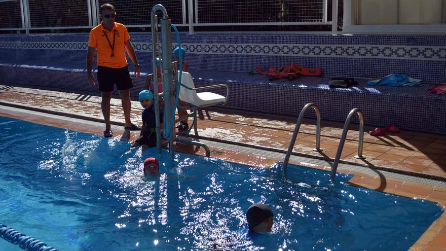 La piscina cubierta de Benavente abre mañana para uso deportivo y recreativo