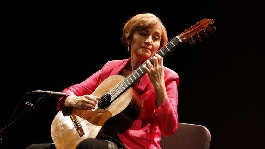 Berta Rojas: un viaje musical de ida y vuelta