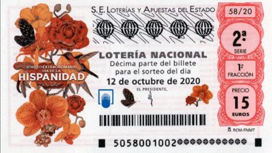 Lotería Nacional: Resultado del lunes 12 de octubre de 2020, Sorteo Extraordinario del Día de la Hispanidad
