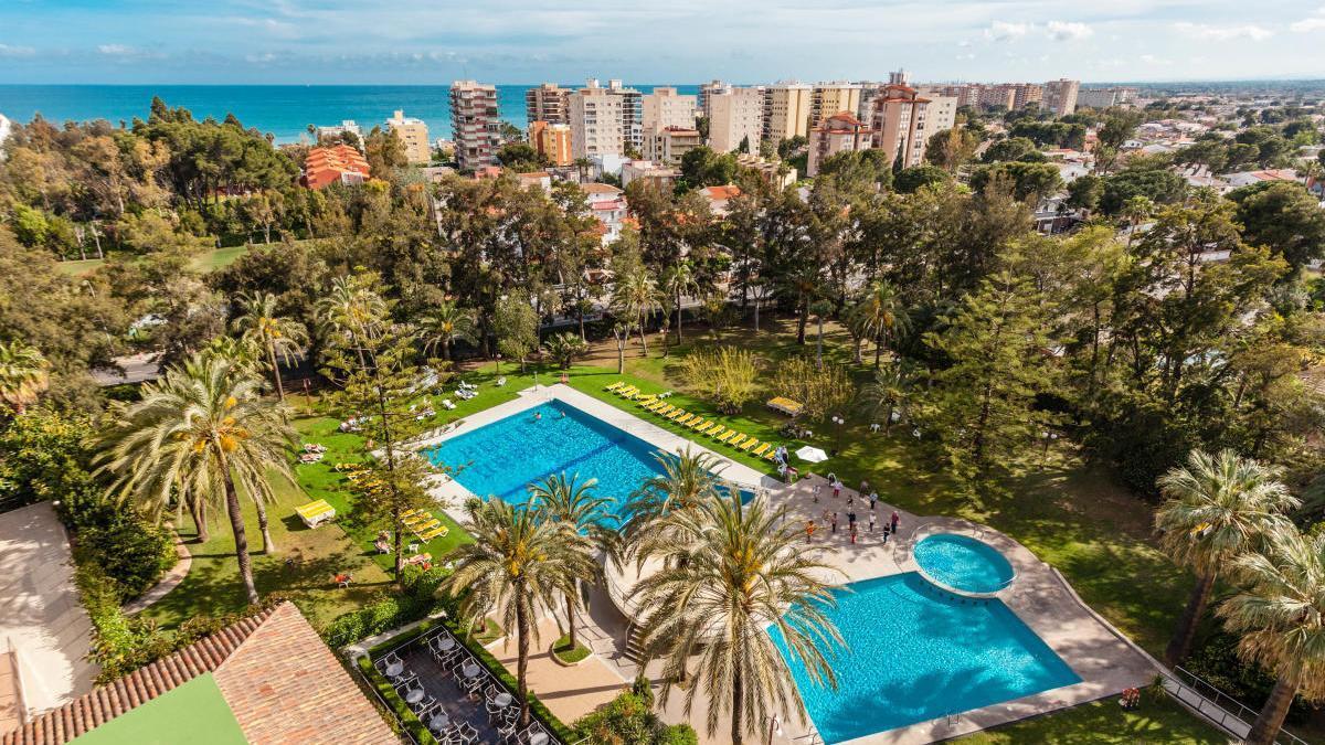 El hotel Intur Orange de Benicàssim reformó sus instalaciones este mismo año.