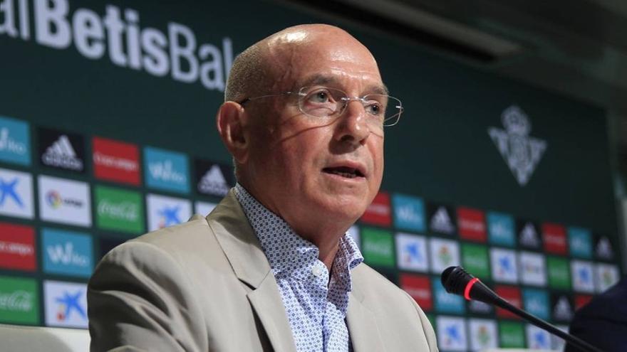 Serra Ferrer lidera el asalto al poder en el Betis